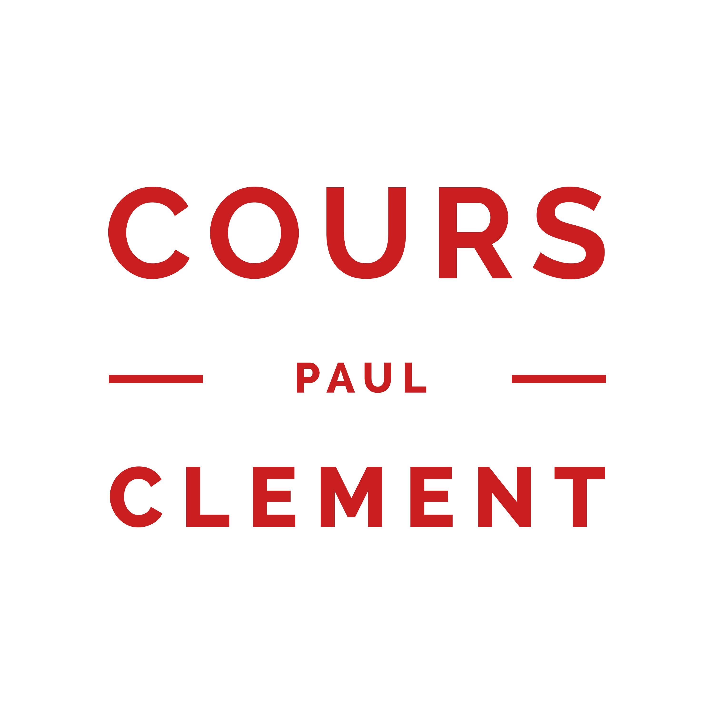 Cours Paul Clément