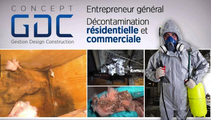 Concept GDC Decontamination Candiac - Candiac, QC J5R 3M8 - (450)724-1333 | ShowMeLocal.com