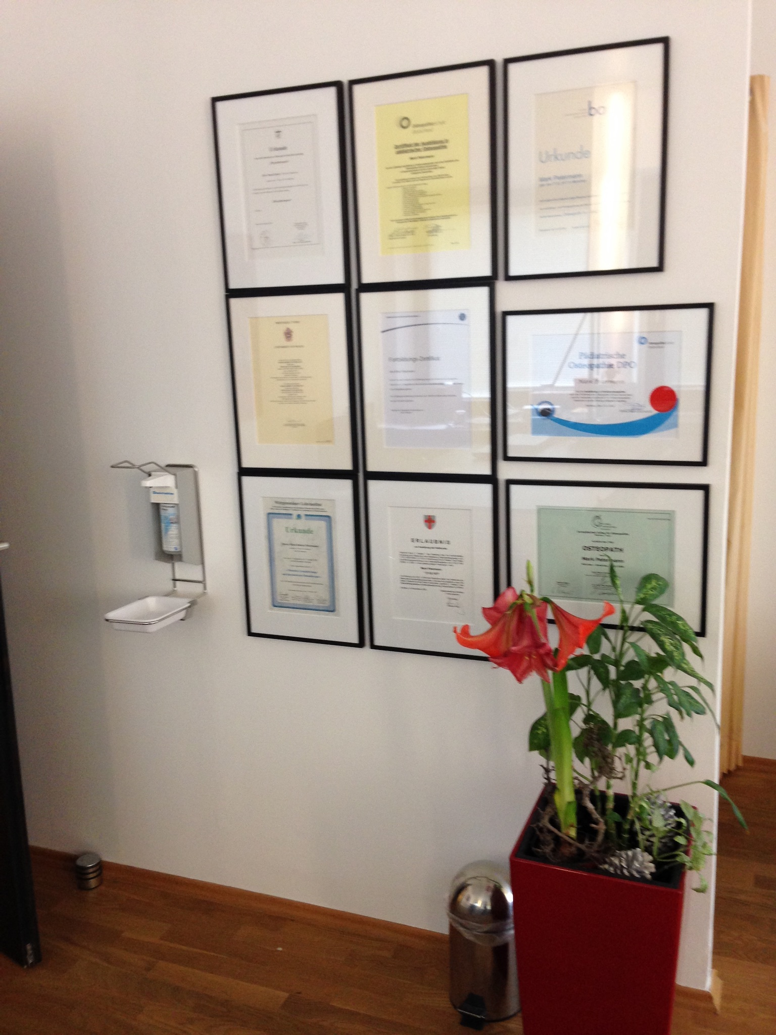 Praxis für Osteopathie Mark Petermann