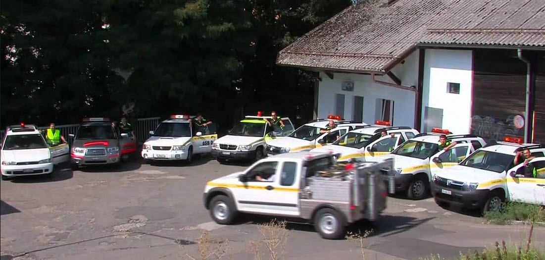 ASB auto secours Lausanne SA