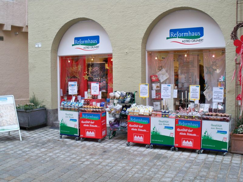 Reformhaus Astrid Grunert e. K.