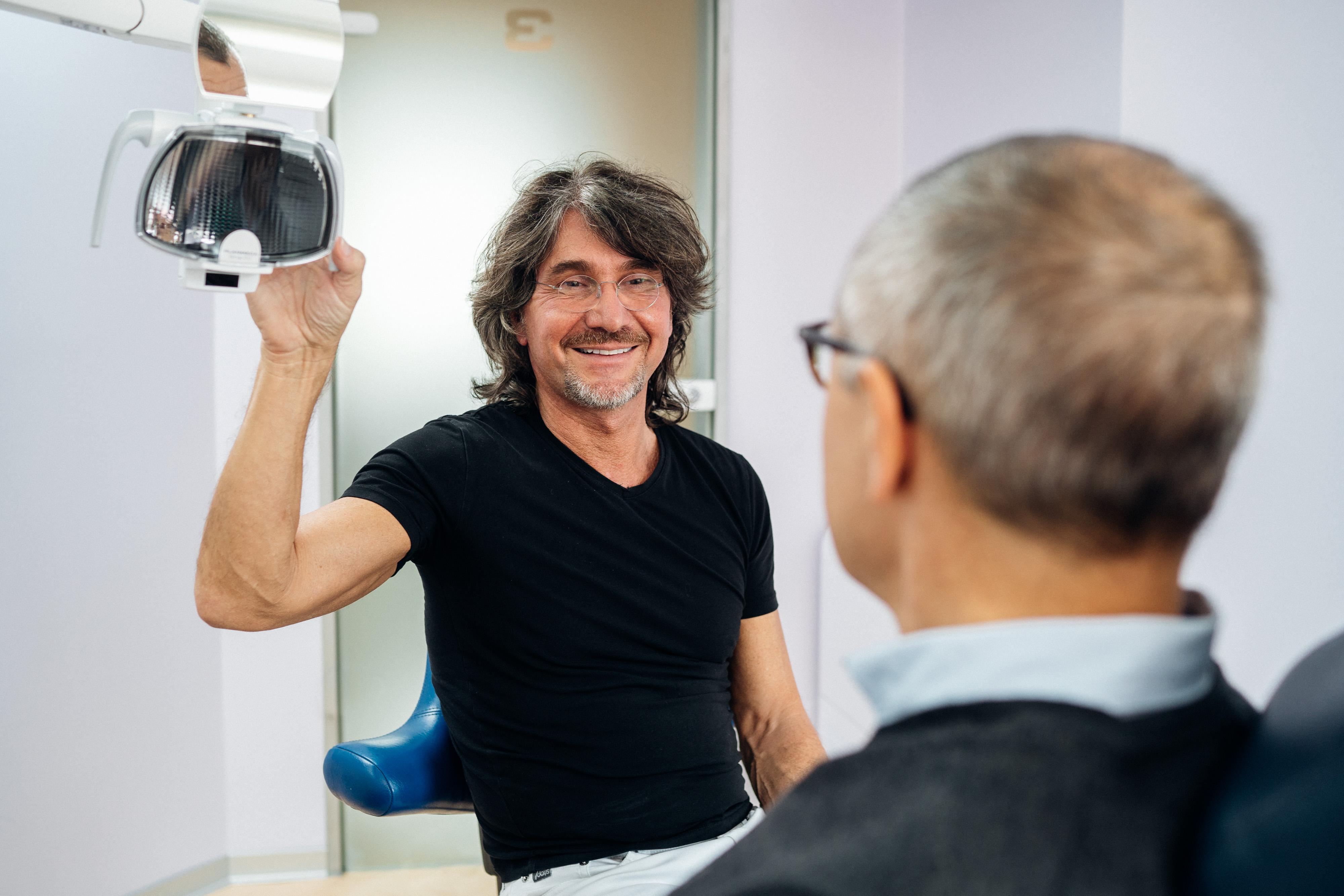 Zahnarzt Trudering - Dr. Stefan Gruber