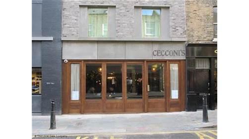 Cecconi's Shoreditch - London, London E2 7DP - 020 3841 7755 | ShowMeLocal.com