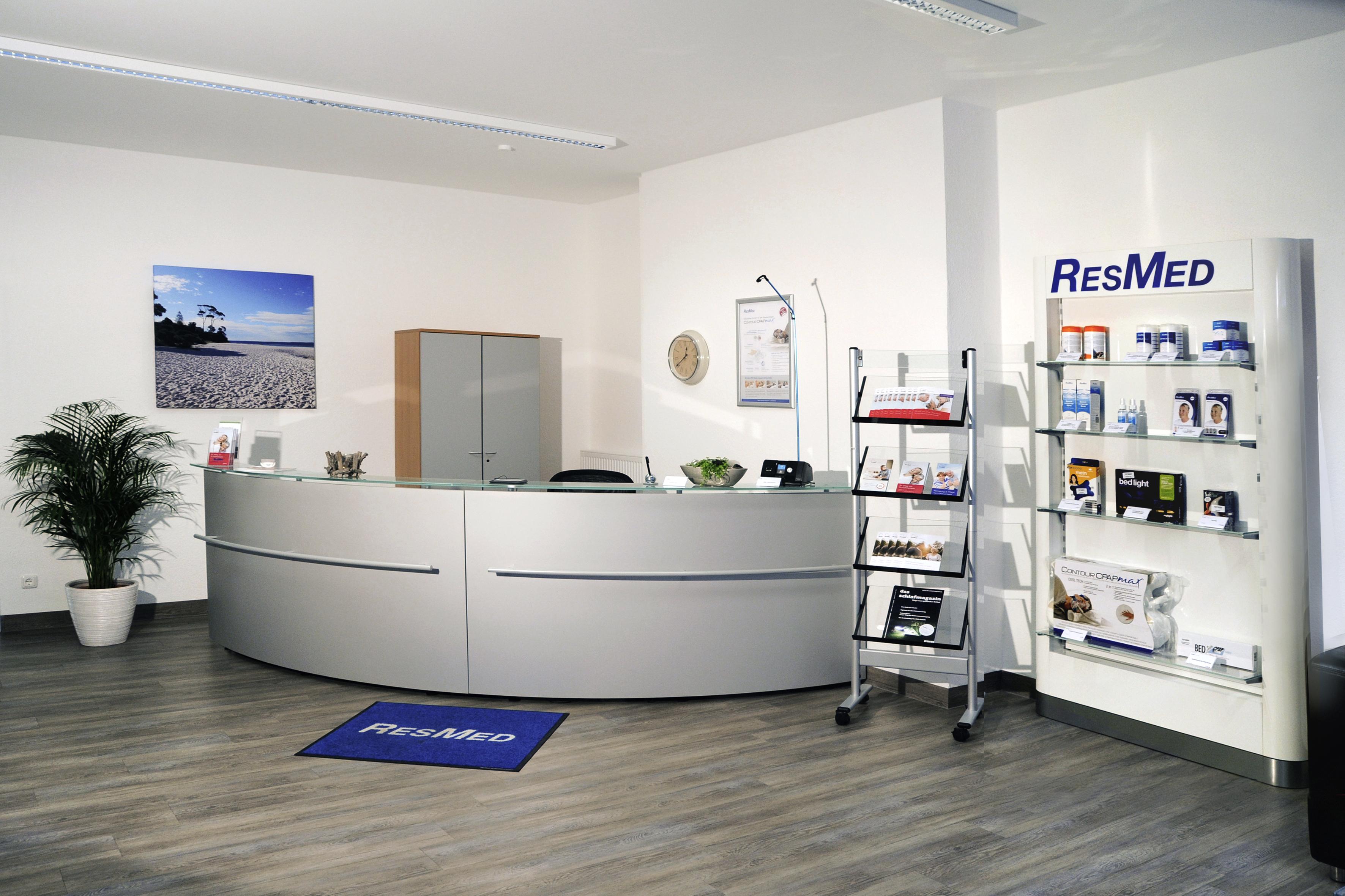 ResMed Healthcare Filiale Dülmen