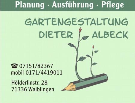 Dieter Albeck Gartengestaltung