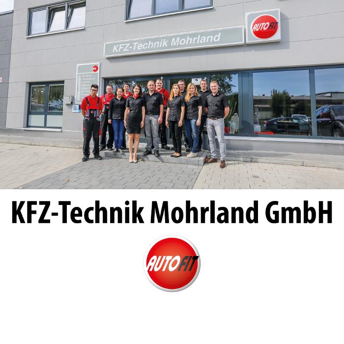 Bild zu Kfz-Technik Mohrland GmbH in Neuenstadt am Kocher