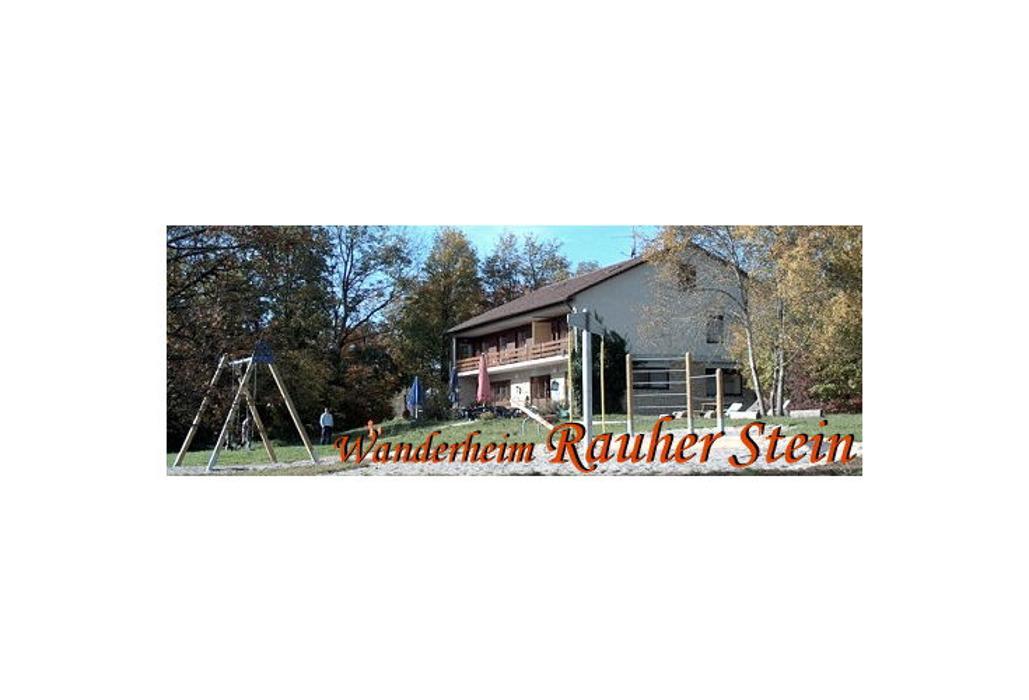 Bild zu Wanderheim Rauher Stein in Irndorf