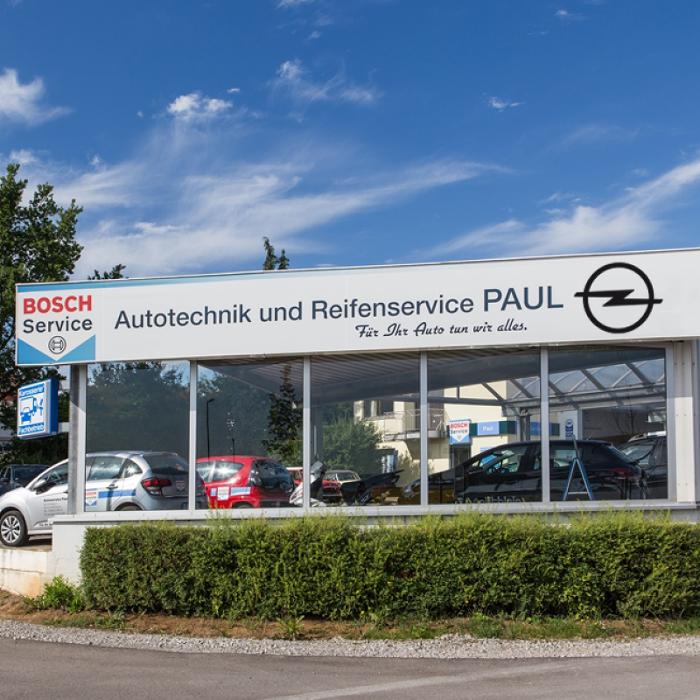 Bild zu Autohaus Paul e.K. in Uffenheim