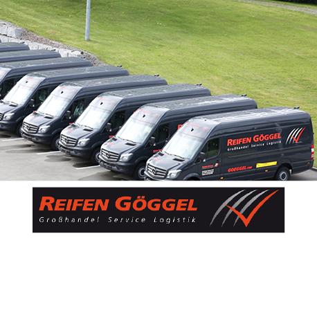 Reifen Göggel | Großhandel | Zentrallager