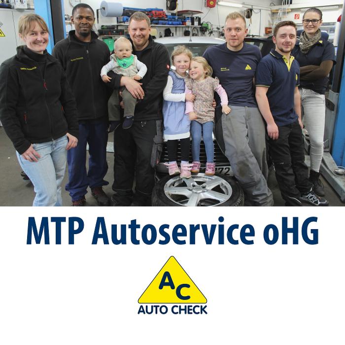 Bild zu MTP Autoservice oHG in Hohenbrunn