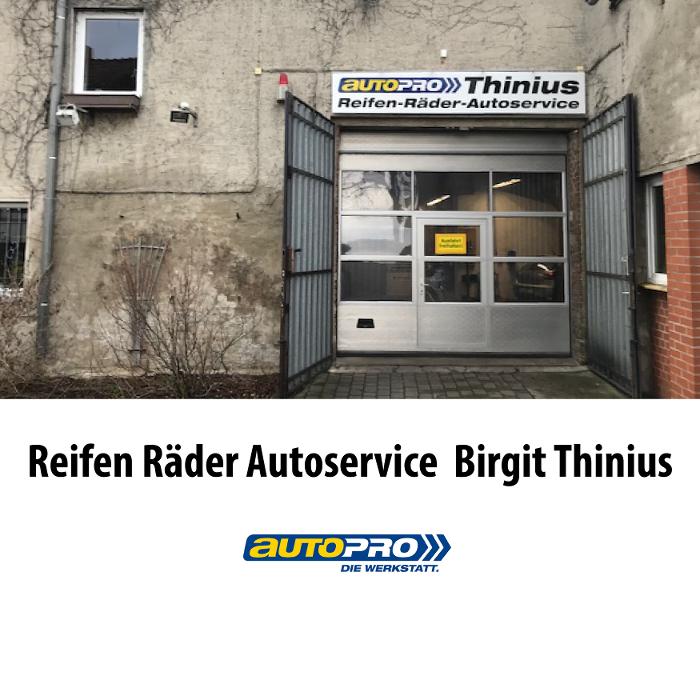 Bild zu Reifen-Räder-Autoservice Thinius in Mittenwalde in der Mark