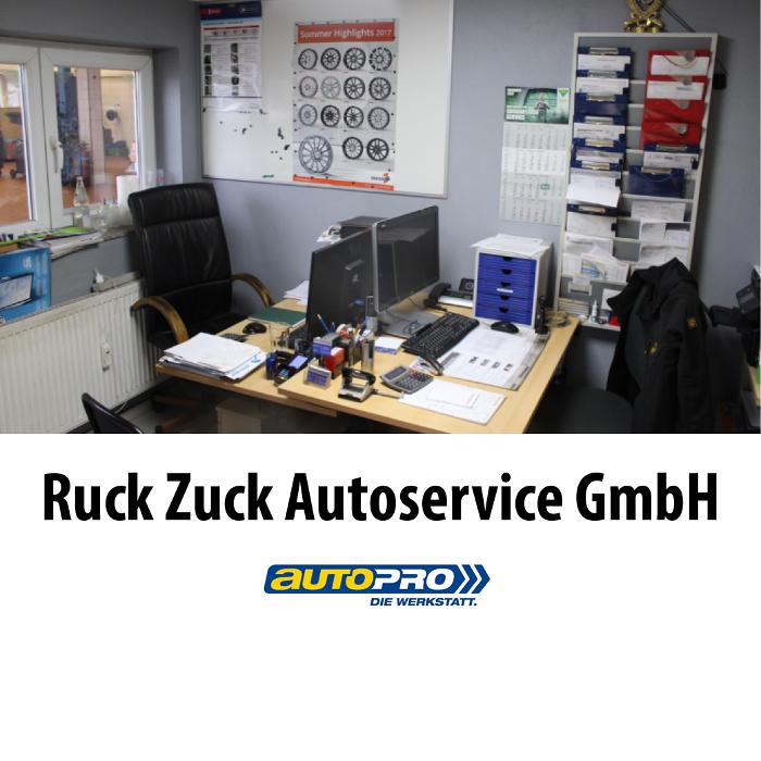 Bild zu Ruck-Zuck Autoservice GmbH in Hanau