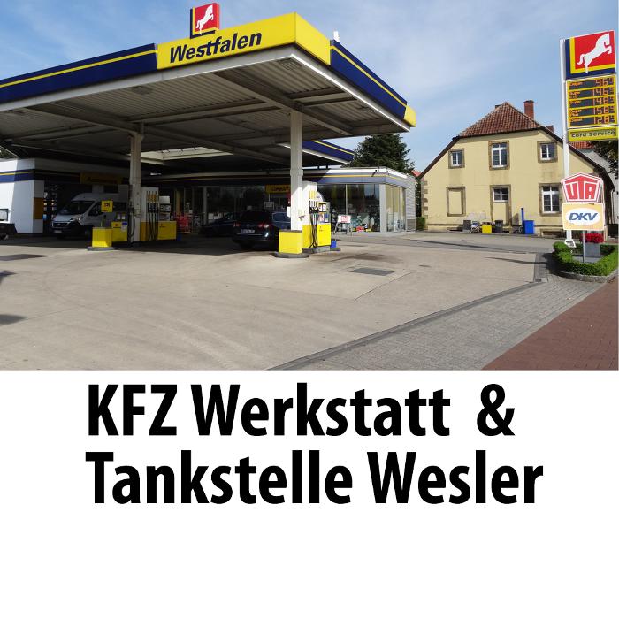 Bild zu KFZ-Meisterbetrieb Werkstatt Wesler in Glandorf