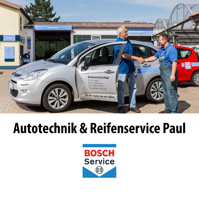 Bild zu Autotechnik und Reifenservice Paul in Uffenheim