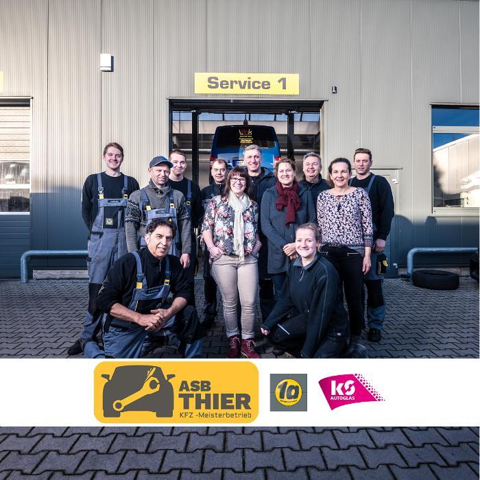 ASB Thier GmbH Kfz Werkstatt Münster in Münster