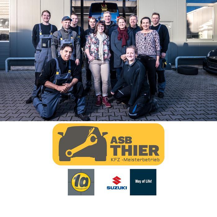 ASB Thier GmbH Kfz Werkstatt Münster