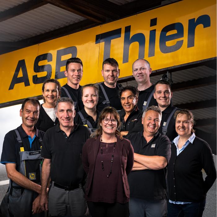 Bild zu ASB Thier GmbH Kfz Werkstatt Münster in Münster