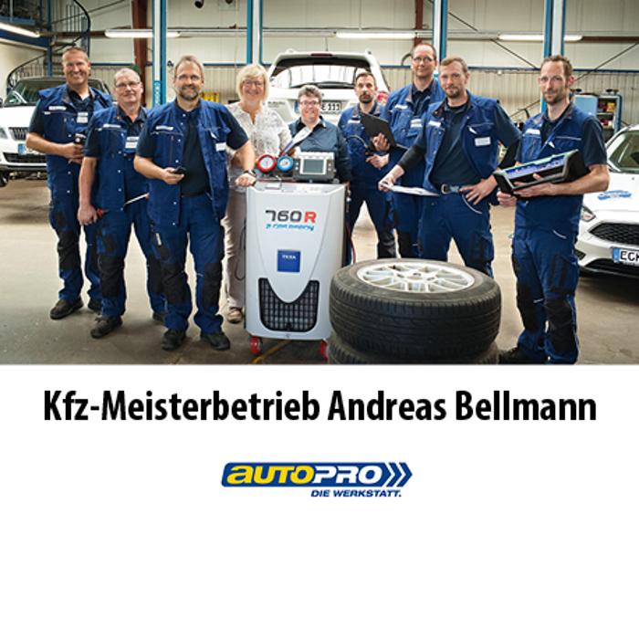 Bild zu Kfz-Meisterbetrieb A. Bellmann in Eckernförde