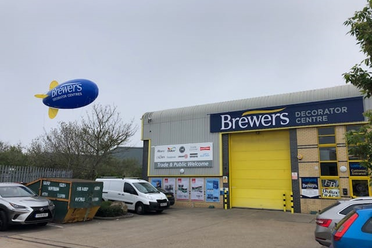 Brewers Decorator Centres - Barking, London IG11 0BA - 020 3973 7945 | ShowMeLocal.com