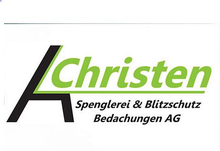 A. Christen Spenglerei Blitzschutz Bedachungen AG