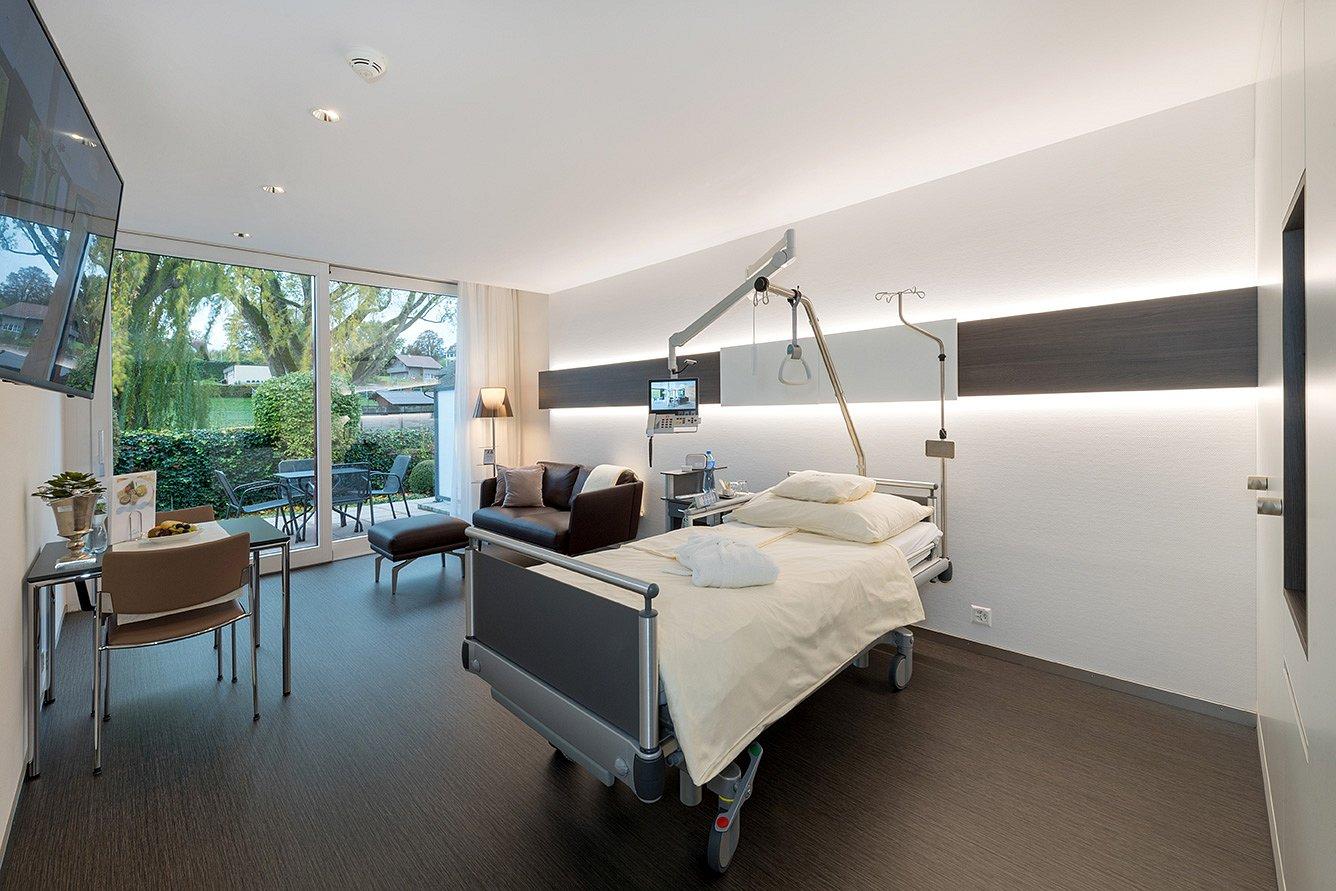 Klinik Seeschau AG