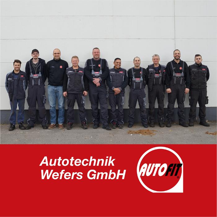Bild zu Autotechnik Wefers GmbH in Düsseldorf