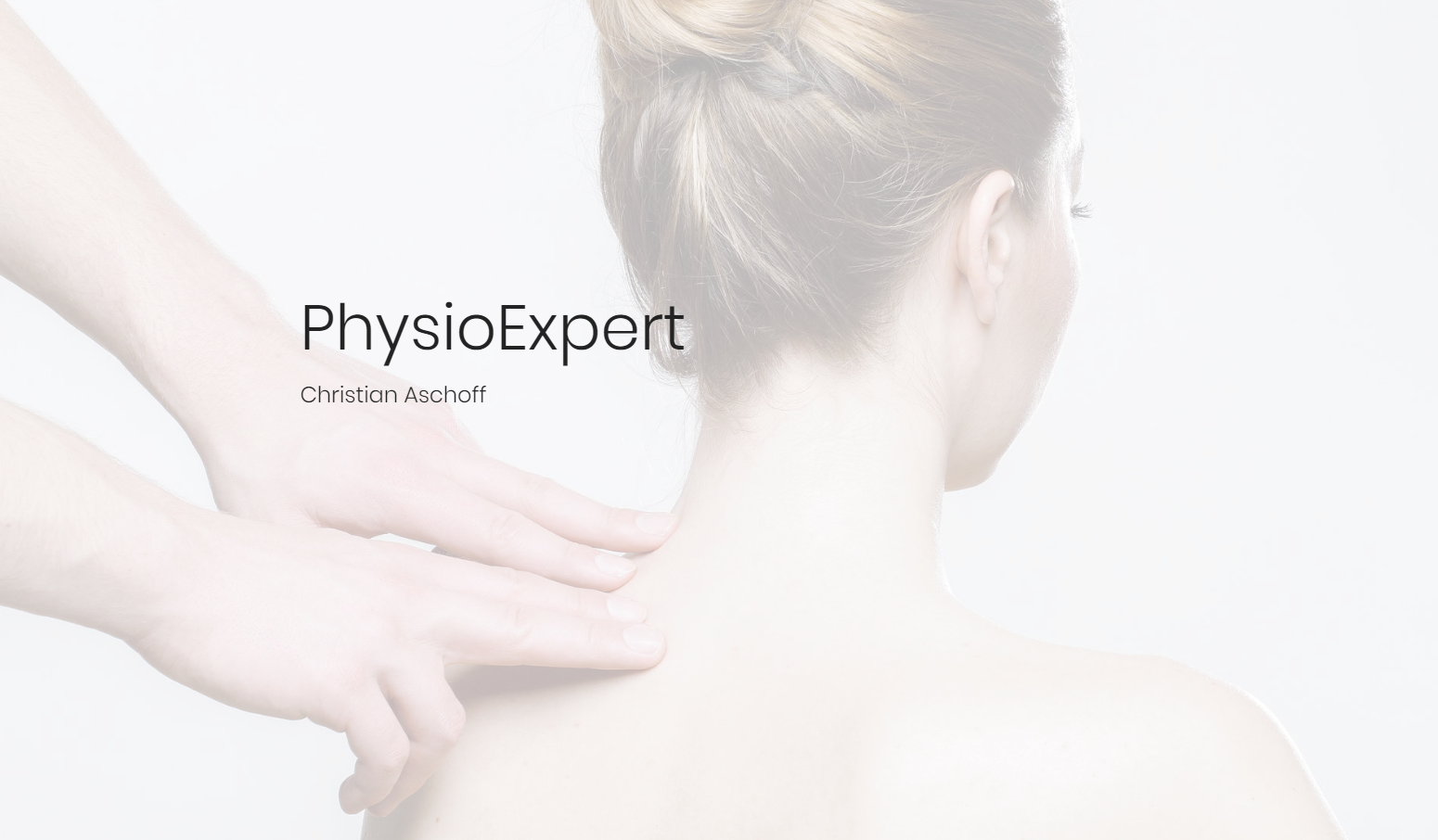 PhysioExpert Christian Aschoff