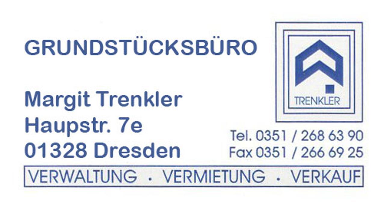 Bild zu Grundstücksbüro Margit Trenkler in Dresden