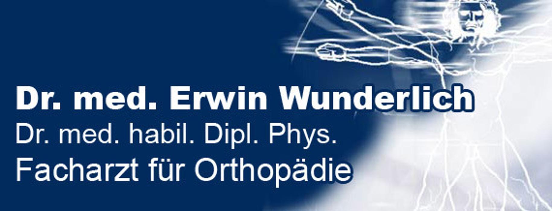 Bild zu Dr. med. Erwin Wunderlich Facharzt für Orthopädie in München