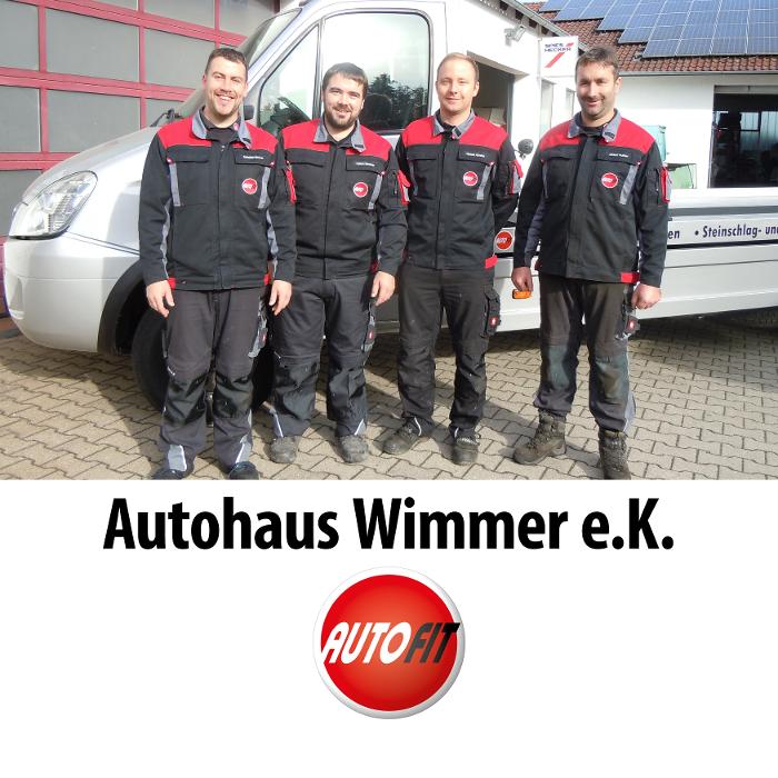 Bild zu Autohaus Wimmer e.K. in Triftern