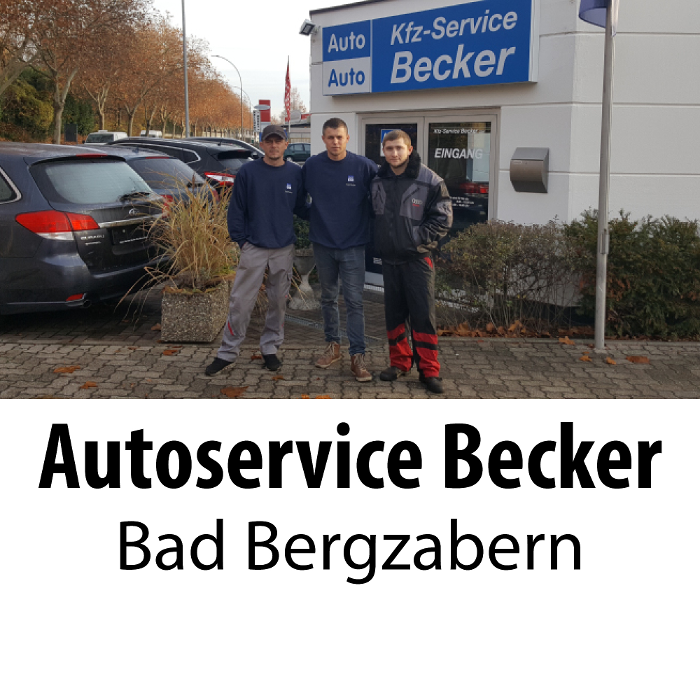 Bild zu Autoservice Becker Bad Bergzabern in Bad Bergzabern