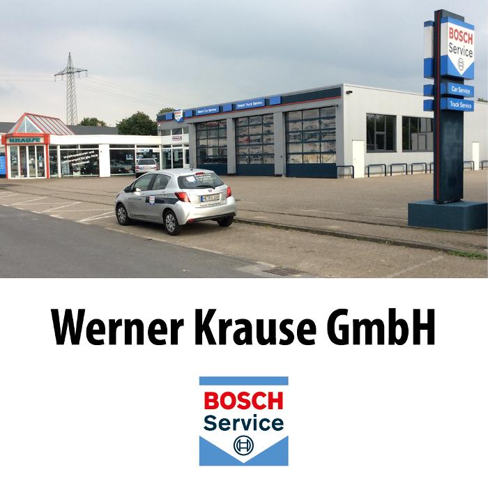 Bild zu Bosch Car Service Werner Krause GmbH in Ratingen