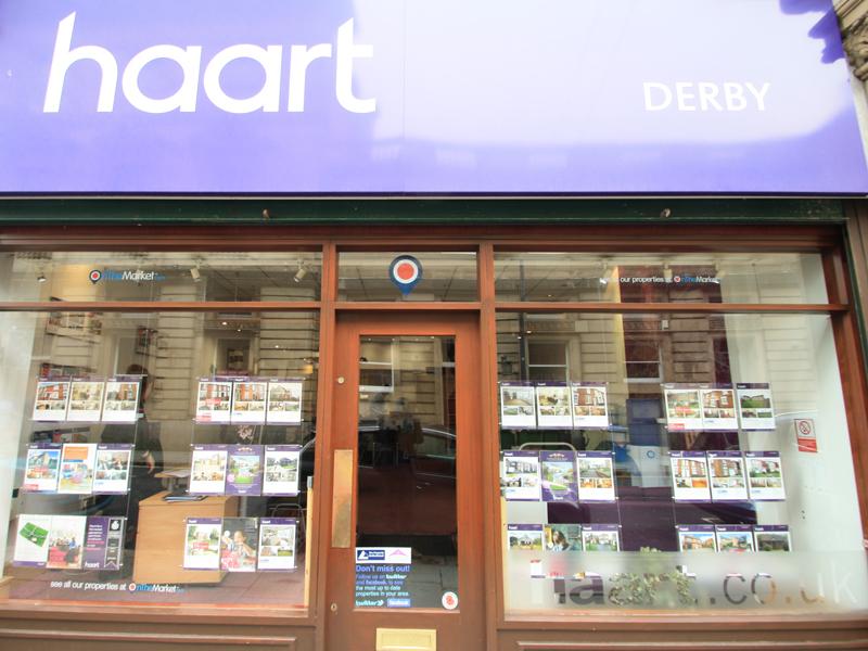 haart Letting agents Derby - Derby, Derbyshire DE1 1RF - 01332 504155 | ShowMeLocal.com