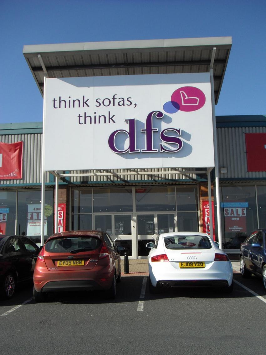 DFS Basildon - Basildon, Essex SS14 3AF - 03339 999801   ShowMeLocal.com