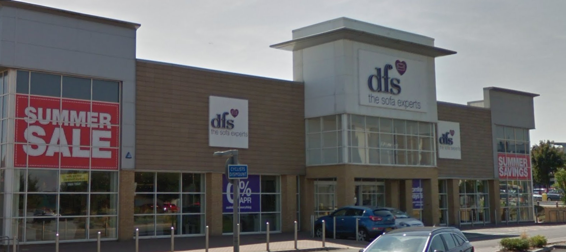 DFS Westwood Cross - Broadstairs, Kent CT10 2NU - 03339 999841 | ShowMeLocal.com