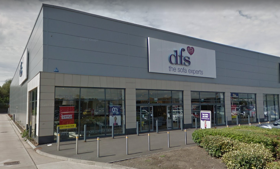 DFS Dudley - Brierley Hill, West Midlands DY5 1SY - 03339 999844 | ShowMeLocal.com