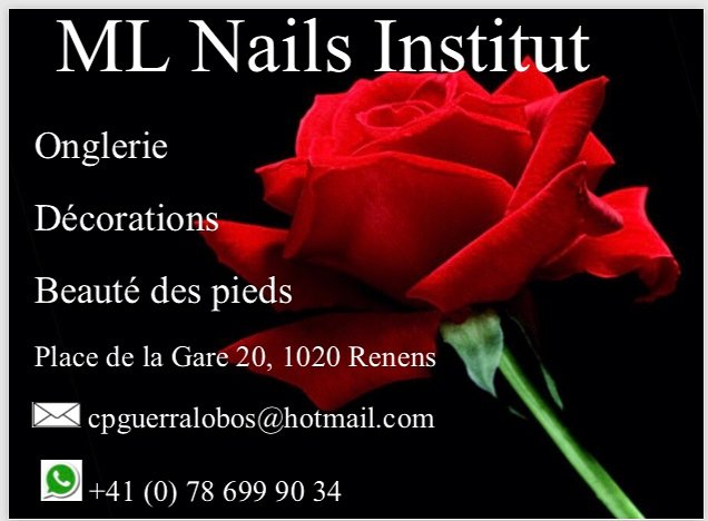 ML NAILS INSTITUTE