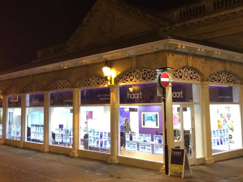 haart estate agents selling in Newmarket - Bury Saint Edmunds, Suffolk IP33 1BE - 01638 505177 | ShowMeLocal.com