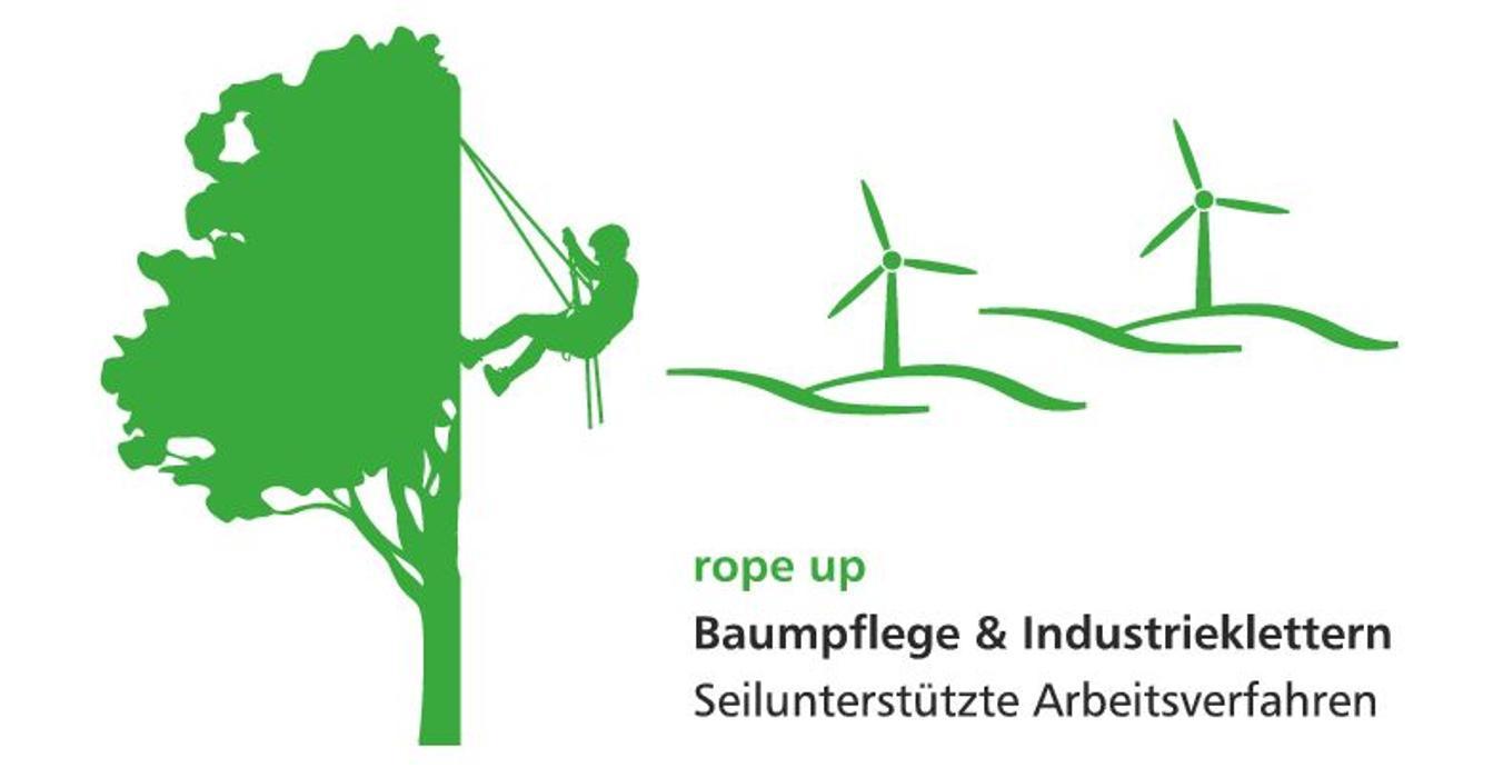 Bild zu rope up Baumpflege & Industrieklettern in Stuhr