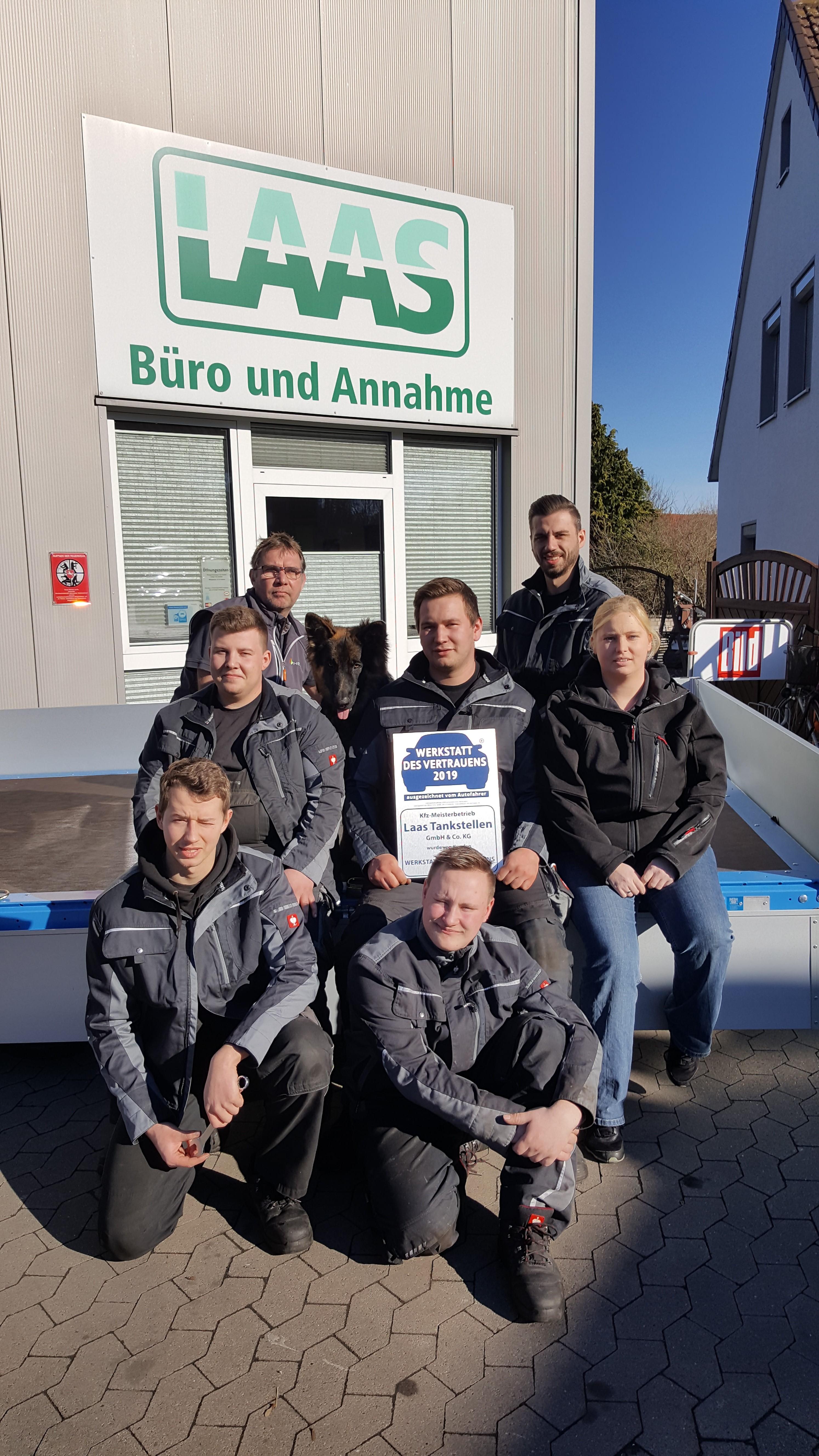 Foto de Kfz-Meisterbetrieb Laas Tankstellen GmbH & Co. KG Sehnde