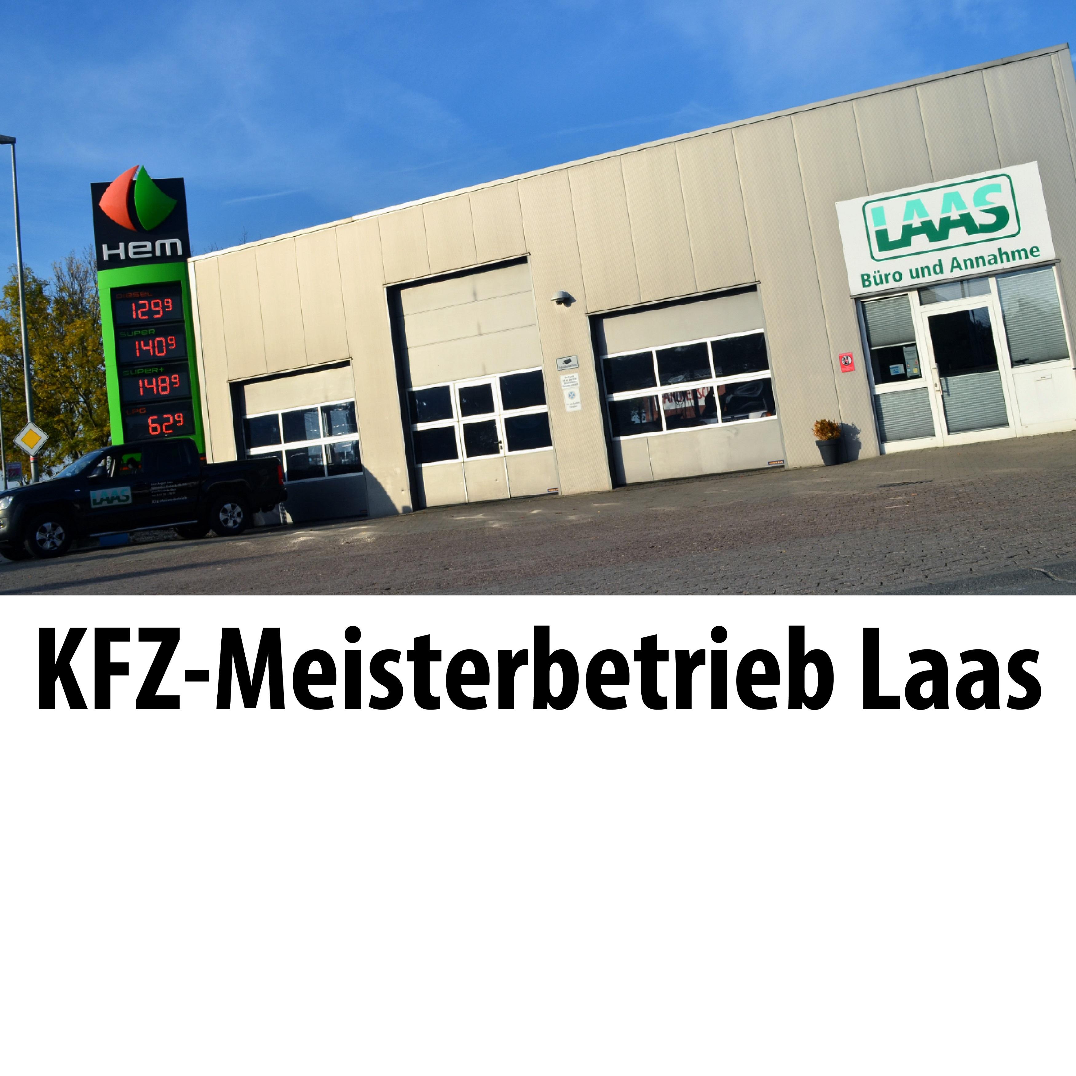 Kfz-Meisterbetrieb Laas Tankstellen GmbH & Co. KG Sehnde