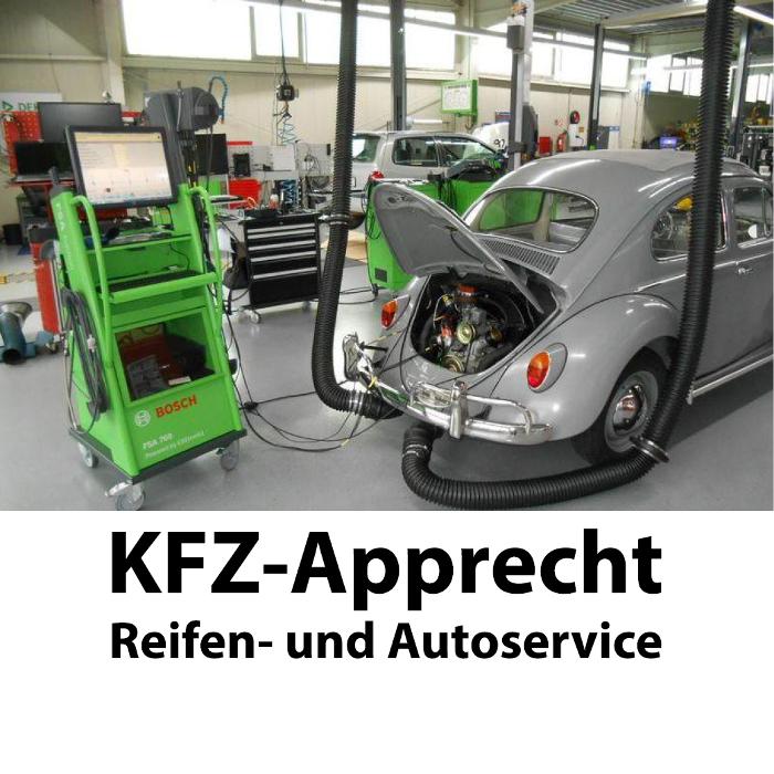 Bild zu KFZ-Apprecht in Schwerte