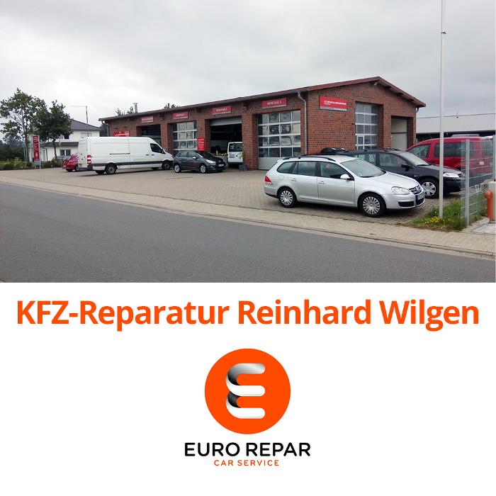 Bild zu Kfz-Reparatur Reinhard Wilgen in Quakenbrück