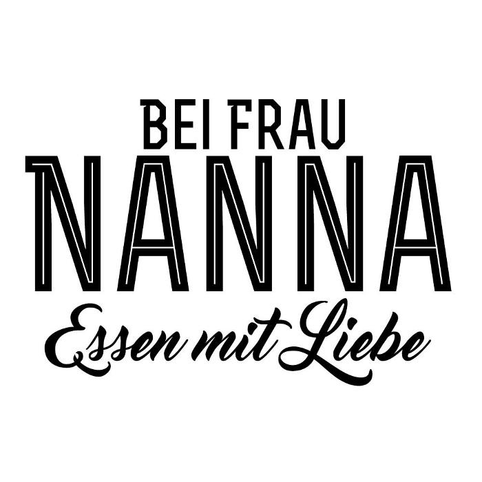 Bild zu Bei Frau Nanna Restaurant mit Terrasse Frankfurt Brunch Candle Light Dinner Empfehlung Vegan Messe in Frankfurt am Main