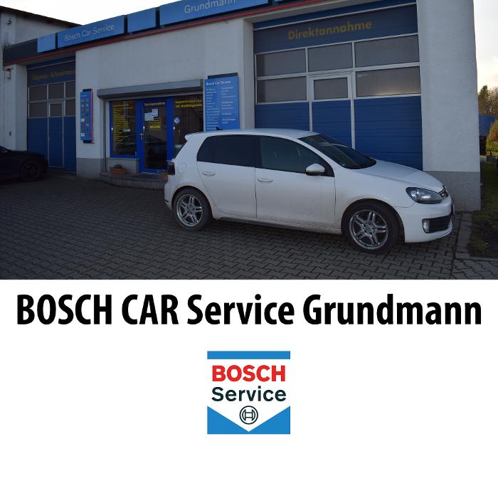 Bild zu BOSCH CAR Service Grundmann in Taucha bei Leipzig