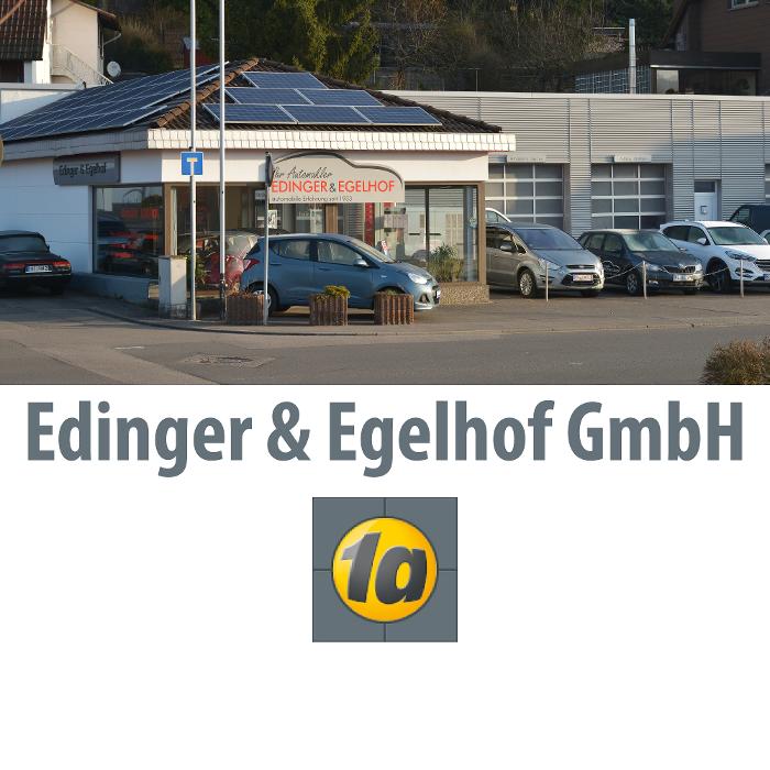 Bild zu Edinger & Egelhof GmbH in Hochspeyer
