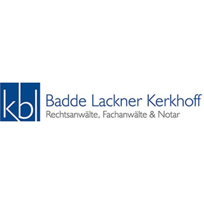 Bild zu Rechtsanwälte Badde, Lackner & Kerkhoff in Bottrop