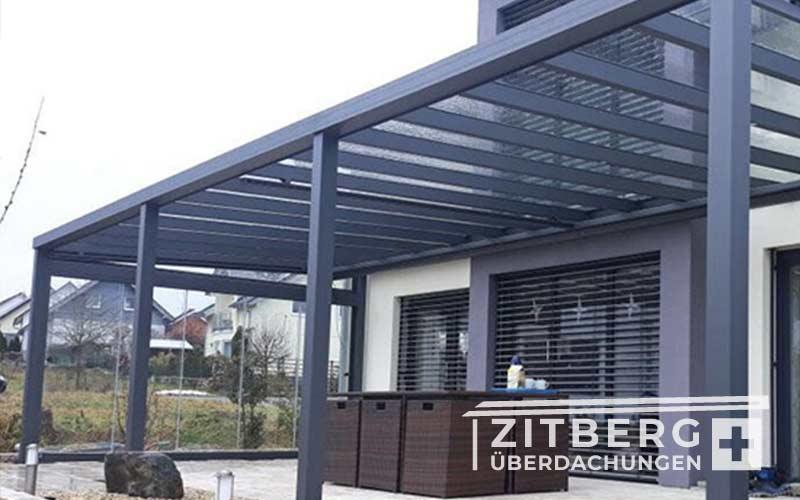 KD Überdachung Donaueschingen /Zitberg Überdachungen