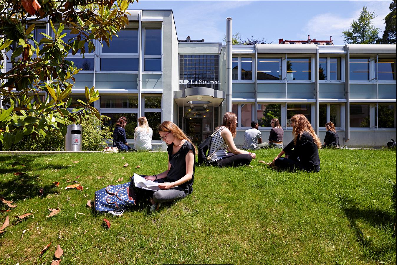 Institut et Haute Ecole de la Santé La Source