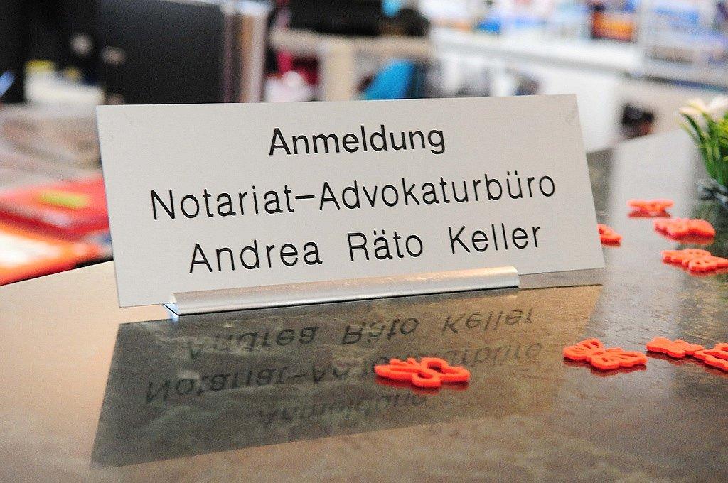 Andrea Räto Keller